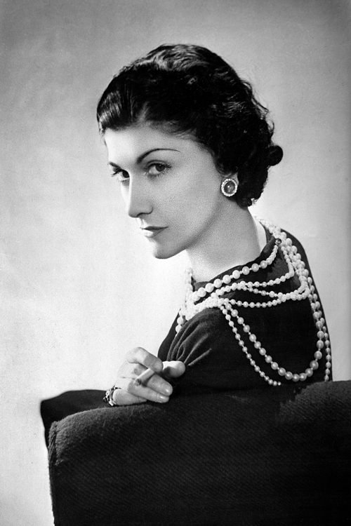Coco Chanel tips on style